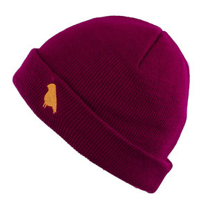 Yuki Threads Bird Beanie - Plum
