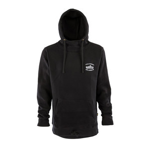 Yuki Threads Loop Shred DWR Hoodie - Black