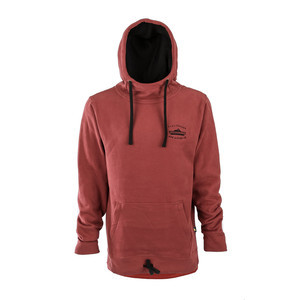 Yuki Threads Loop Shred DWR Hoodie - Maroon