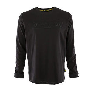 Yuki Threads New York Long Sleeve T-Shirt - Black