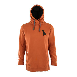 Yuki Threads Trim Hoodie - Burnt Orange