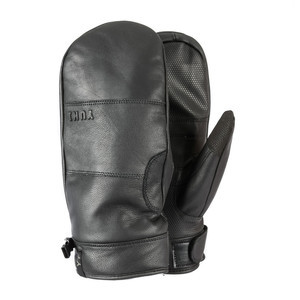Yuki Threads Legit Snowboard Mitts - Black