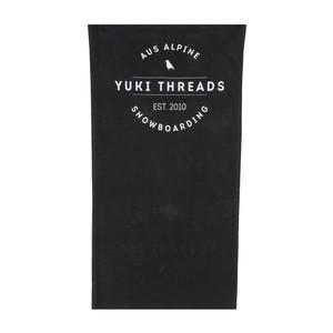 Yuki Threads Neck Jock Neckwarmer - Black Logo