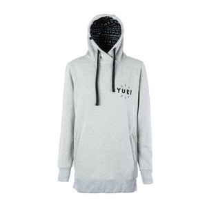 Yuki Threads Little Vegemite DWR Hoodie - Heather Grey