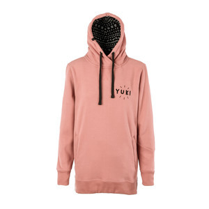 Yuki Threads Little Vegemite DWR Hoodie - Peach