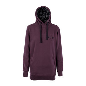 Yuki Threads Little Vegemite DWR Hoodie - Plum