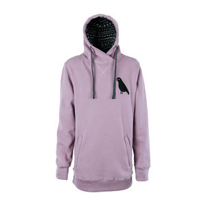 Yuki Threads Trim Hoodie - Dirty Lilac