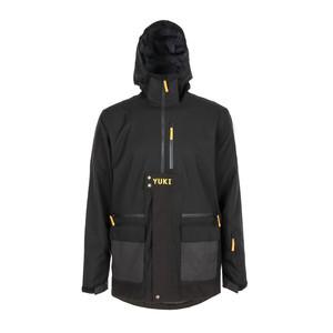 Yuki Threads Bel Air Snowboard Jacket 2019 - Black / Charcoal