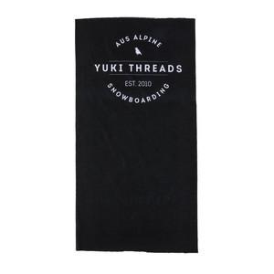 Yuki Threads Neck Jock Neckwarmer - Black