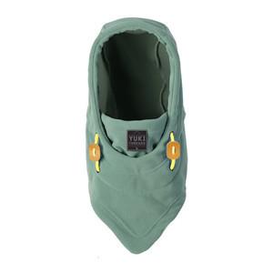 Yuki Threads Robin Hood Facemask - Sea Green
