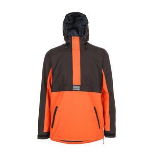 Yuki Threads Street Snowboard Jacket 2019 - Charcoal / Burnt Orange