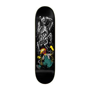 "Zero Springfield Massacre 8.38"" Skateboard Deck - Brockman"