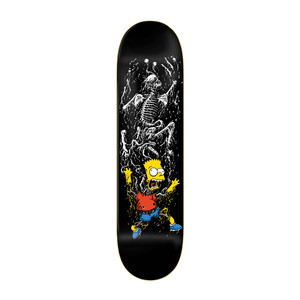 "Zero Springfield Massacre 8.25"" Skateboard Deck - Burman"