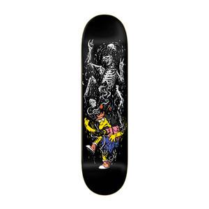 "Zero Springfield Massacre 8.5"" Skateboard Deck - Cervantes"