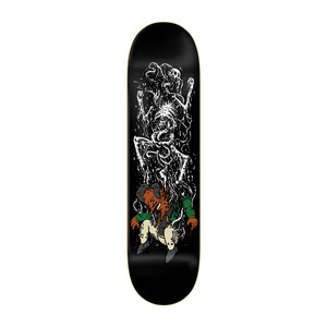 "Zero Springfield Massacre 8.125"" Skateboard Deck - Windsor"