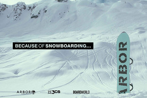 Because of snowboarding… Contest 2016 - Closed